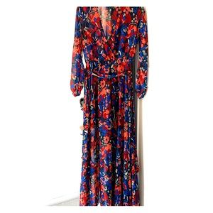 Vici Collection Floral Maxi Dress